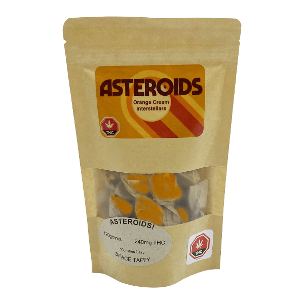 Zeta Asteroids - Orange Cream