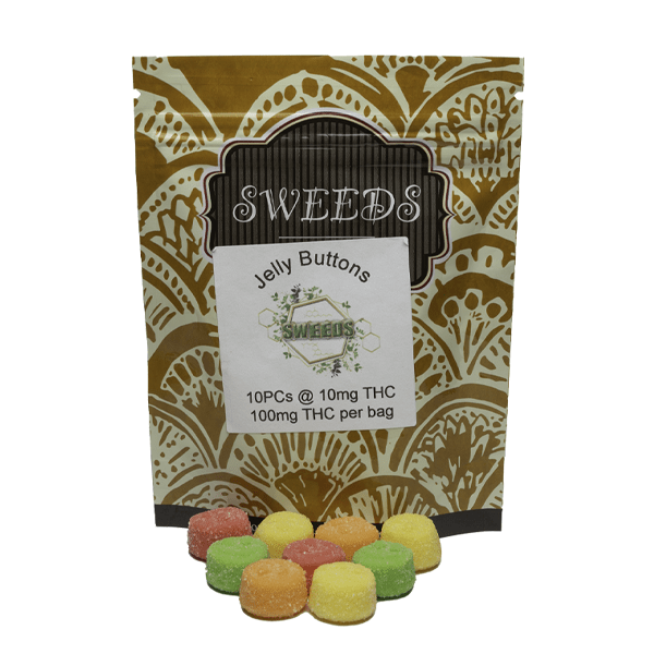 Sweeds – Jelly Buttons (AAA+)