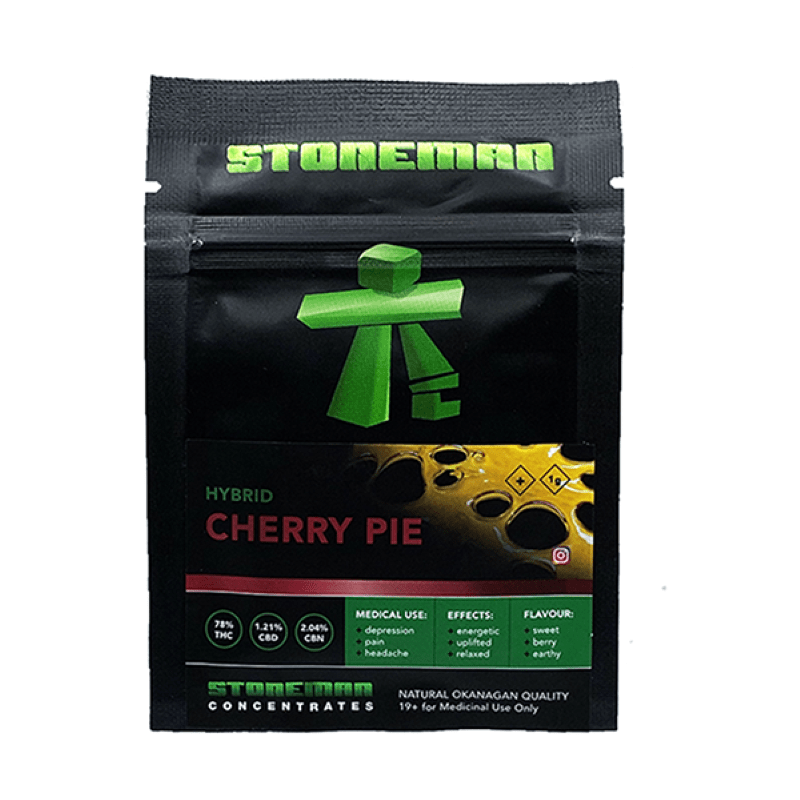 Stoneman - Cherry Pie (Hybrid)