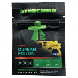 Stoneman - Durban Poison (Sativa)