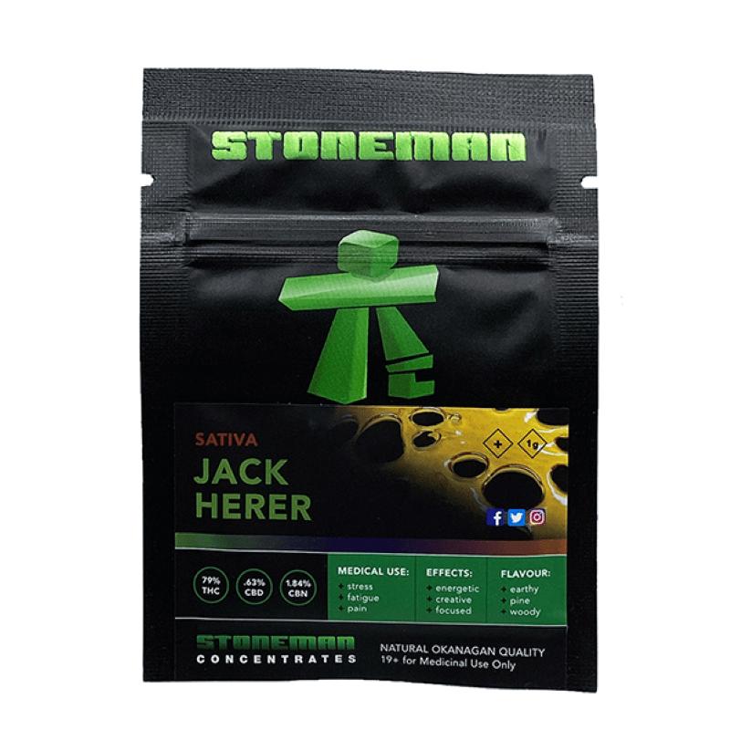 Stoneman - Jack Herer (Sativa)