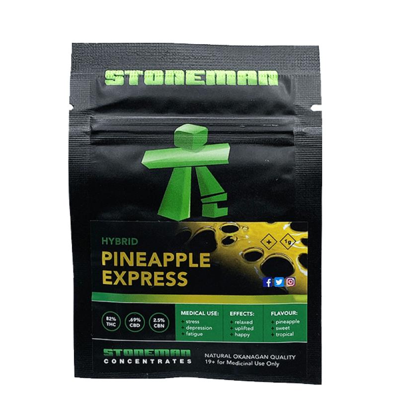 Stoneman - Pineapple Express (Hybrid)