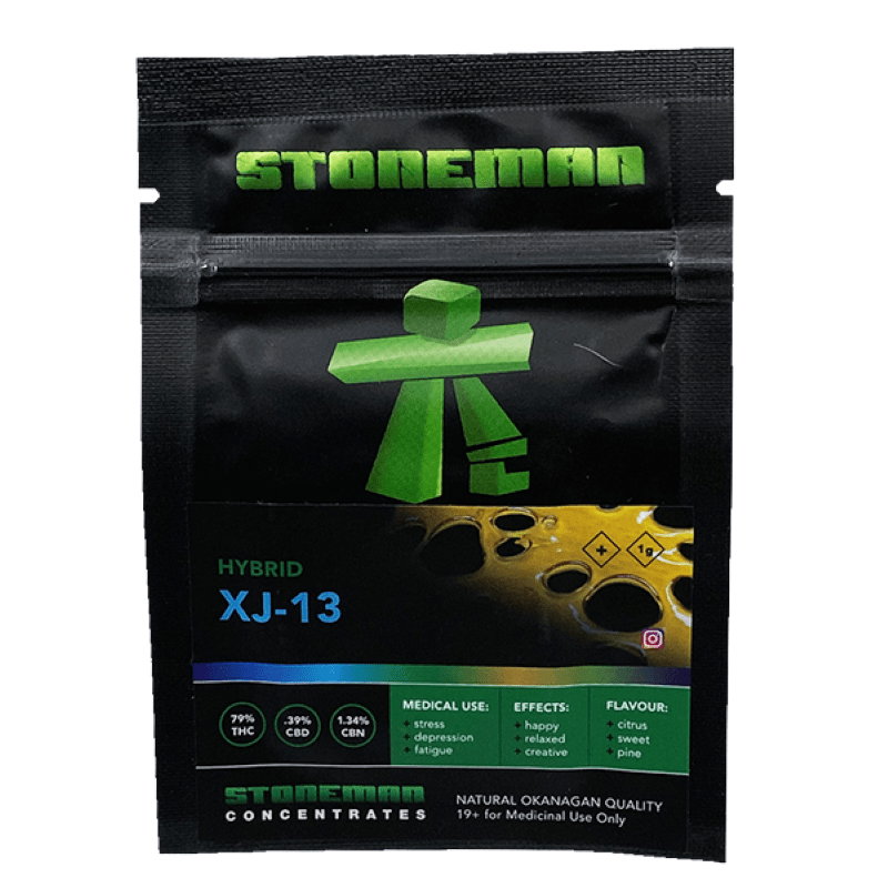 Stoneman - XJ-13 (Hybrid)
