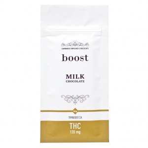 Boost THC Milk Chocolate