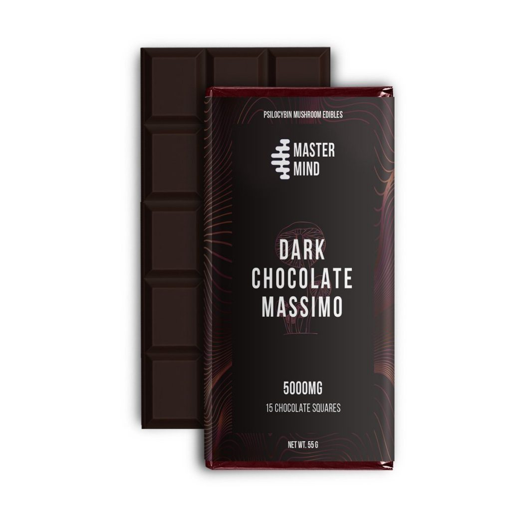 Master Mind – Dark Chocolate 5000 Mg