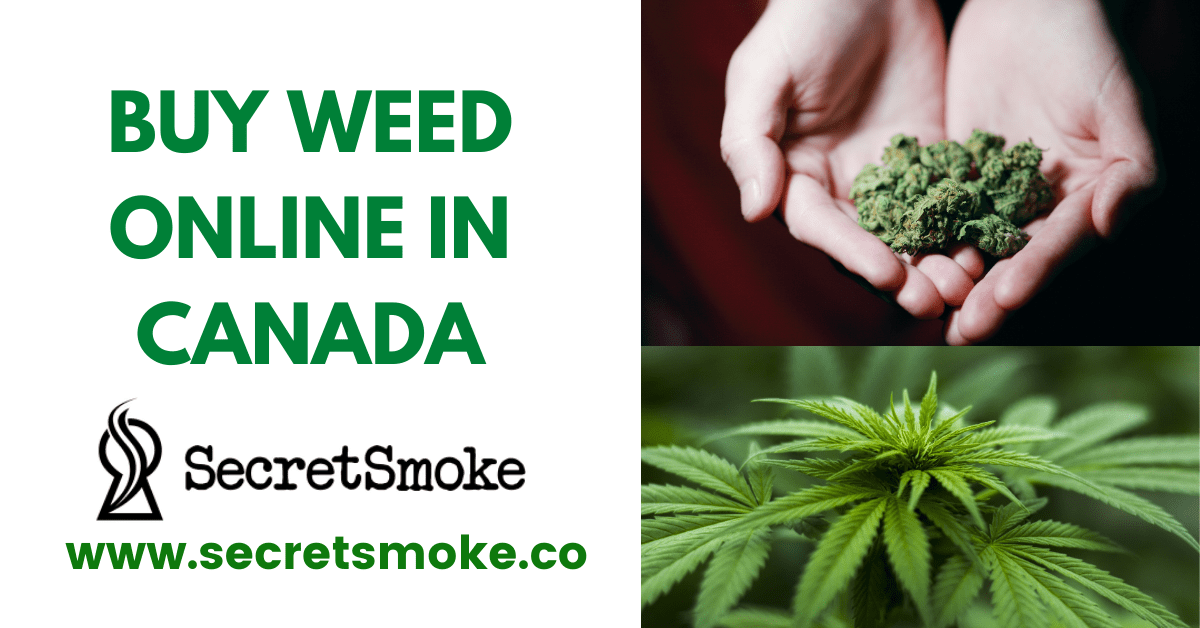 Buy weed online canada
