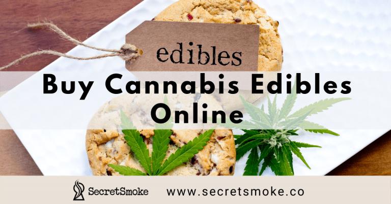 Buy Cannabis Edibles Online Canada